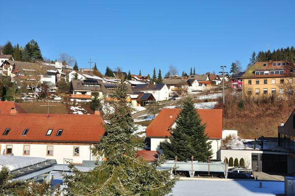 Rickenbach produziert Sonnenstrom