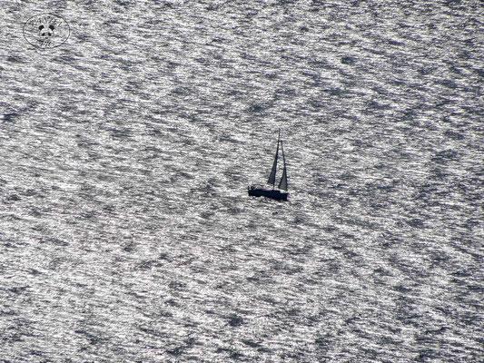 Segelboot bei Nafplio