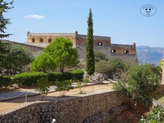 Festung Palmidi bei Nafplio