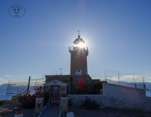Leuchtturm Cape Melagkavi