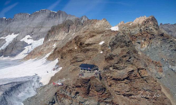 Mutthornhütte SAC 2901 m