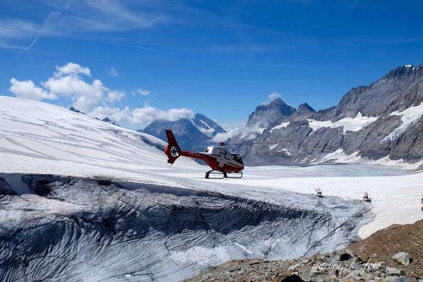 die Gletscherflieger