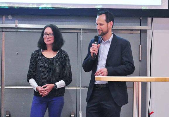 Nicole Klingler und Marc Ruhe - die Triathlon Stars aus Liechenstein