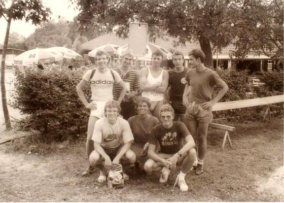 Seelandtriathlon 1985