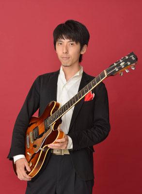 【ギター】中藤 孝二(千川在住)