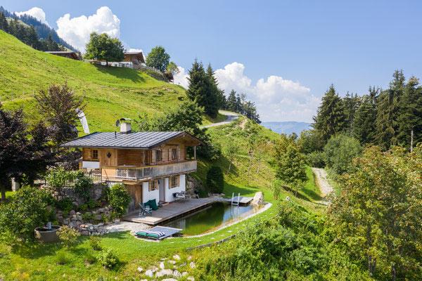 SommerGenuss in den Kitzbüheler Alpen - Ein NaturErlebnis der ExtraKlasse