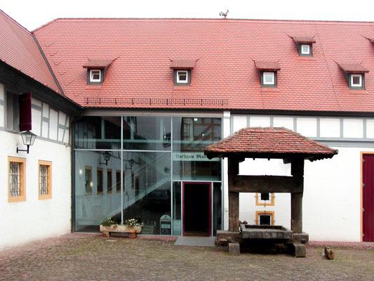 Schuler Schickling Rössel | Nöthigsgut Großostheim | Außenansicht