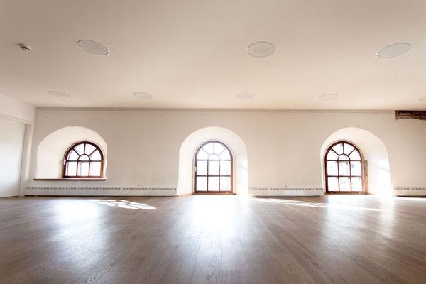 Schuler Schickling Rössel | Alte Schule Wenigumstadt | Innenraum