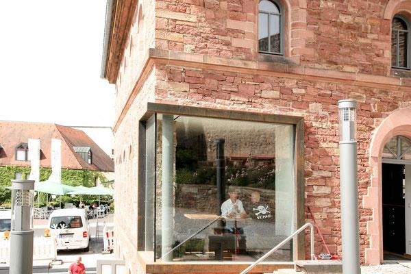 Schuler Schickling Rössel | Altes Gefängnis Alzenau | Fassade
