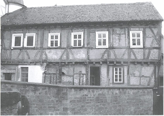 Schuler Schickling Rössel | Nöthigsgut Großostheim | Vorher