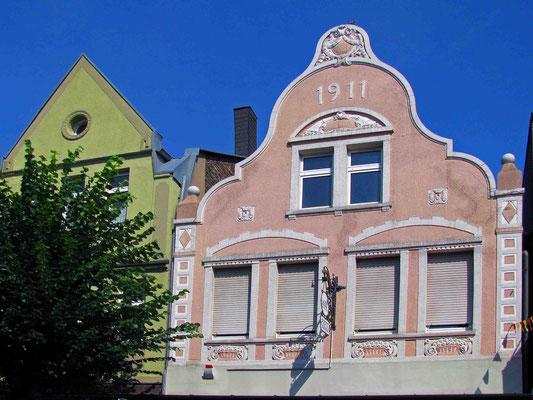 Alte Fassade von 1911