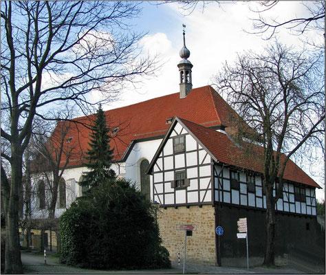 Kapuzinerkloster von 1680