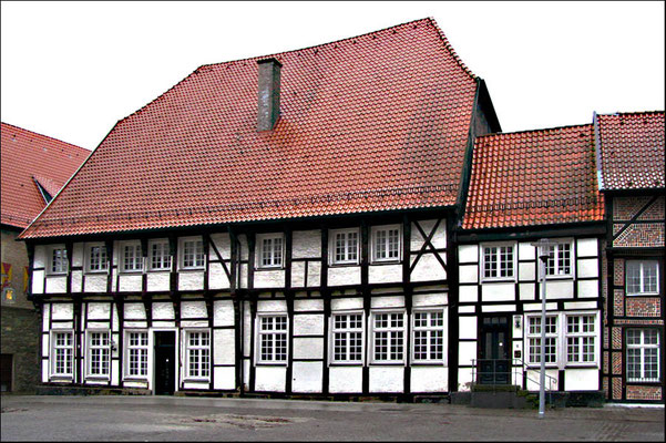 Pfarrheim St. Christophorus in Werne
