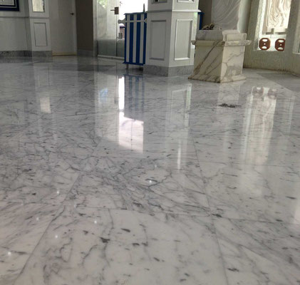 Pulido de mármol