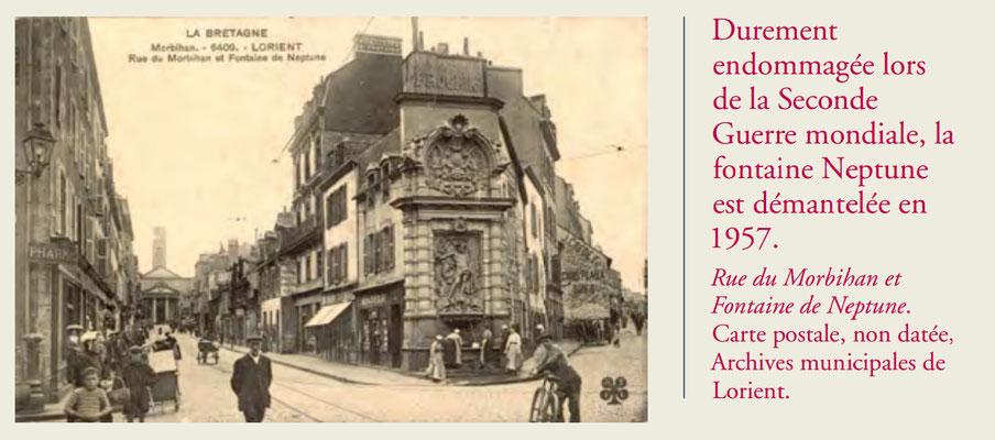 Vitesse datation Lorient