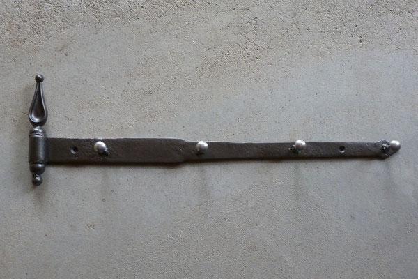 Garderobenhacken  Masse: 22x71cm