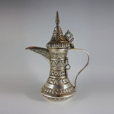 Mocca-Kännchen aus Silber, Oman