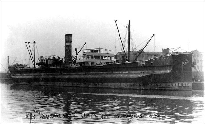 SS Whateley Hall