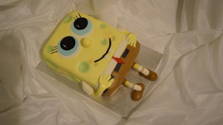 Sponge Bob - Torte