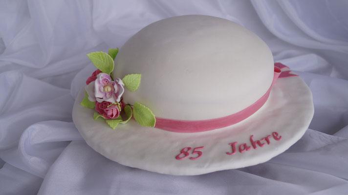 Hut-Torte