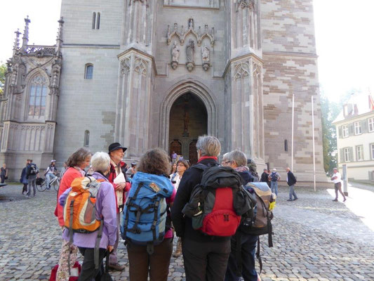 Spannende Geschichten rund ums Konzil und konstanzer Münster