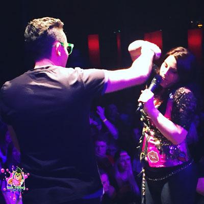 """Tom Juno - Der Allrounder des Partyschlagers mit seinen seinem Megahit """"Die Gummibärenbande (Xtreme Sound Mix)"""" (mit Ina Colada)"""