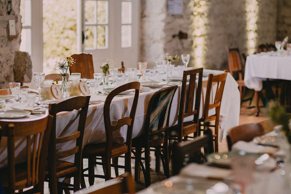 Location chaises bistrot