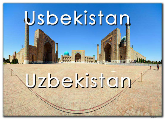 Fotogalerie Usbekistan