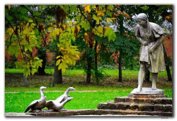 HU059.Hódmezövásarhely.Statue