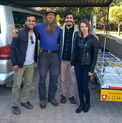 Mustafa und Freunde