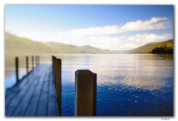 NZ0678.Nelson Lakes N.P.Lake Rotoroa