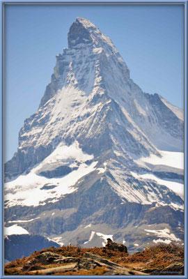Matt001 Matterhorn mit Mungg