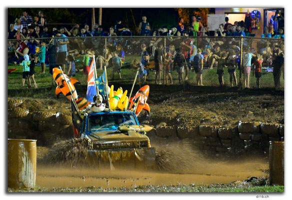 AU0007.Darwin.Mud Car race