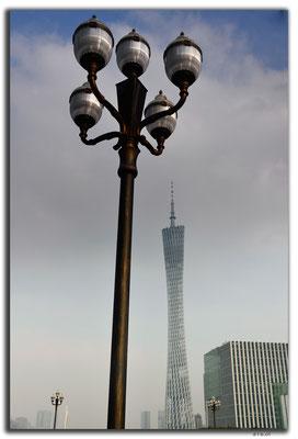 China,Guangzhou, Canton Tower
