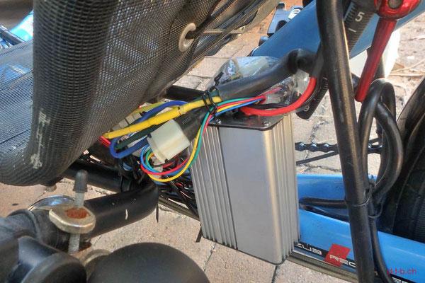 AU: Solatrike neuer Controller