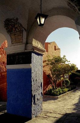 Peru.Arequipa-Kloster1