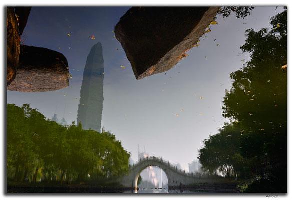 CN0430.Shenzhen.KingKey100 und Litschi-Park