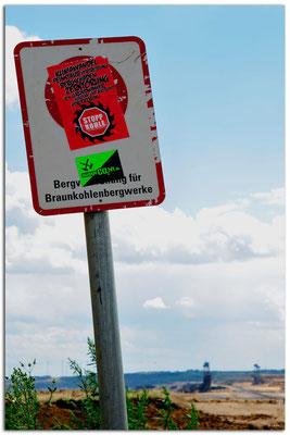 DE141.Garzweiler II.Stopp Kohle!