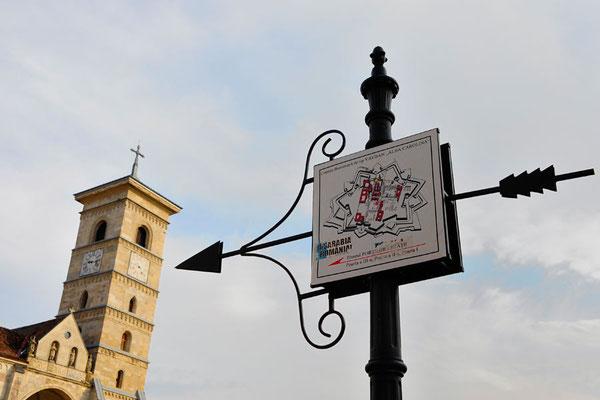 Rumänien.Alba Iulia