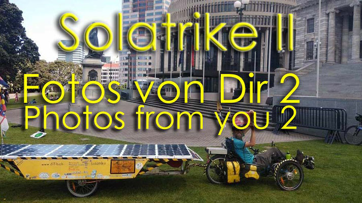 Solatrike, Fotos von Dir 2, Photos from you 2, Photogallery