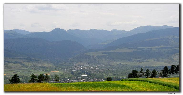 GE080.Georgische Landschaft