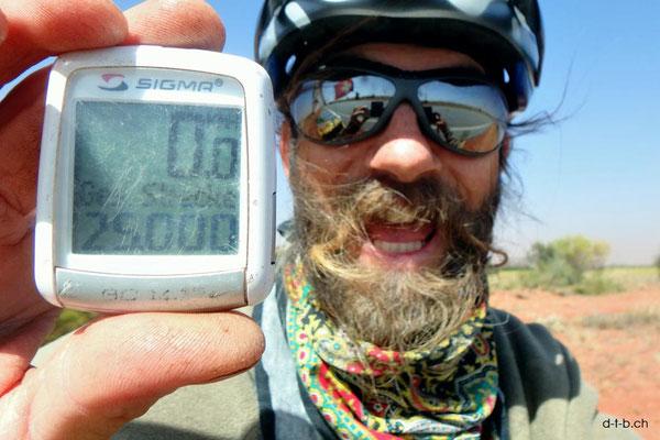 AU: Solatrike 25'000km