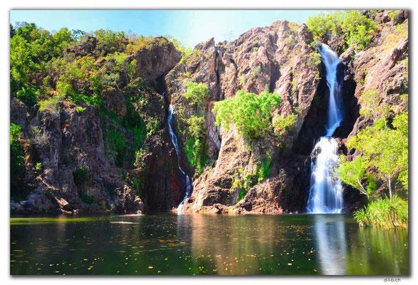 AU0078.Litchfield N.P. Wangi Falls