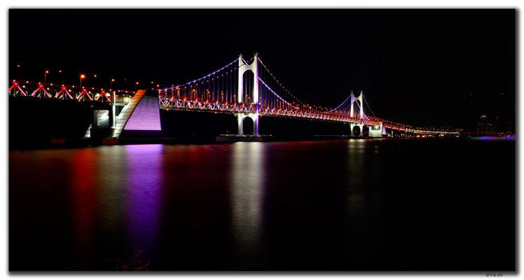 KR0271.Busan.Gwangandaegyo Bridge