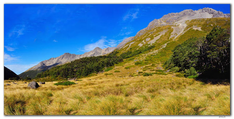 NZ0652.Nelson Lakes N.P.St.Arnaud Range