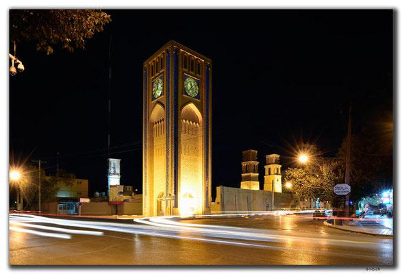 IR0234.Yazd.Clocktower
