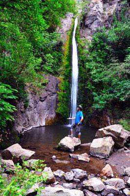 Neuseeland.Wasphen Falls