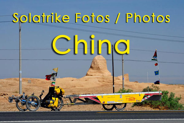 Solatrike Fotos China, Photogallery