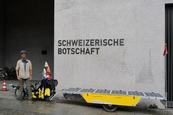Berlin Schweizer Botschaft