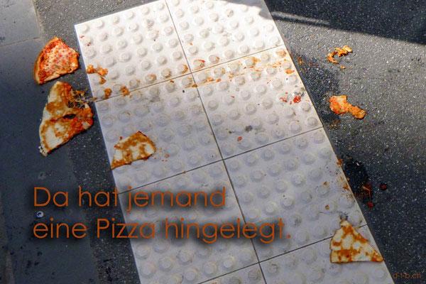 Australien.Melbourne.Pizza